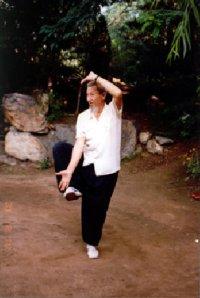 Wei Jianfeng's senior disciple Yu Hechuan