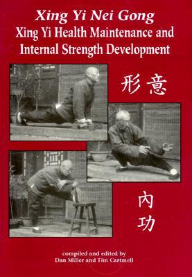 Xingyi Neigong book cover