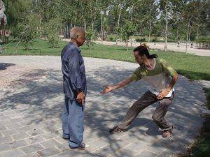 M Gong Kuifeng teaching Nitzan