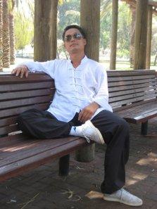 Zhou relaxing